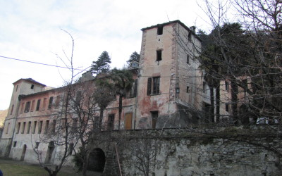 Recupero e restauro delle facciate del Castello Vallaise di Arnad (AO)